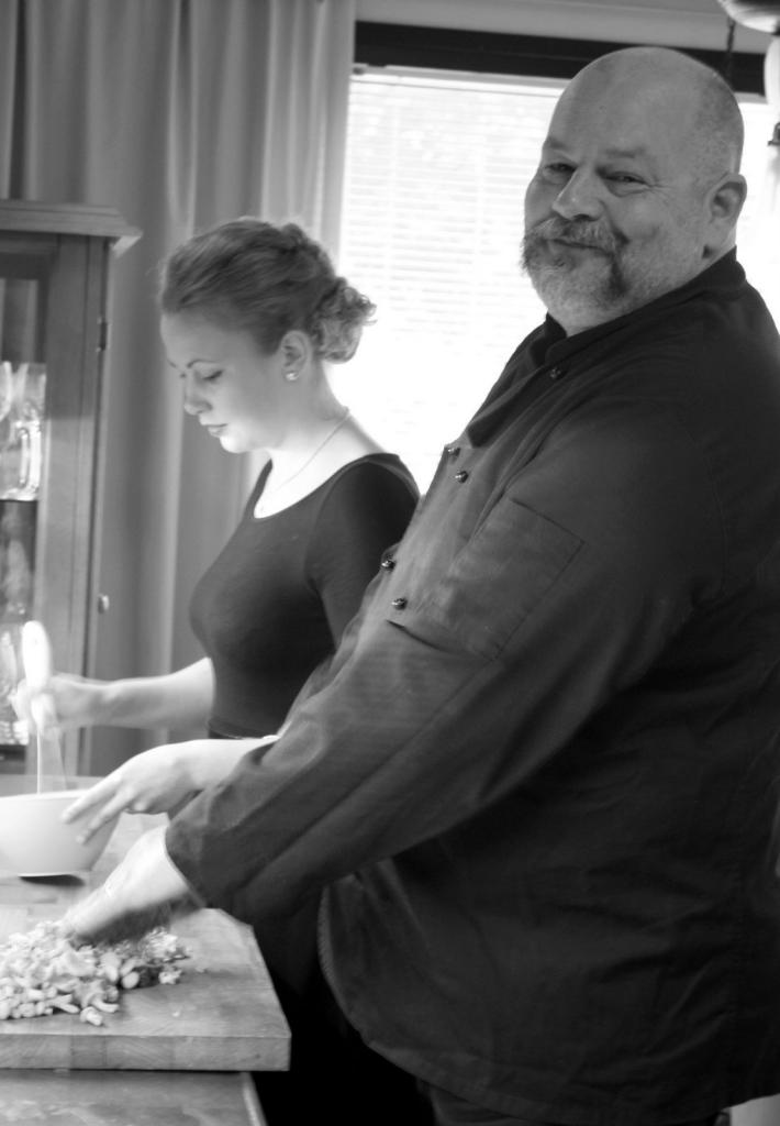 Herkkukasarin kokkikoulu