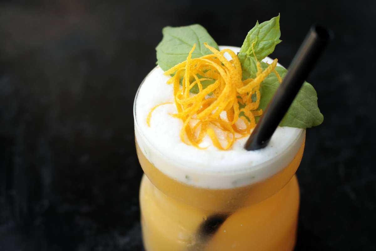 Herkkukasarin drinkkivinkki: appelsiinisour