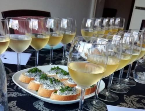 Viinitasting avaa oven viinien maailmaan
